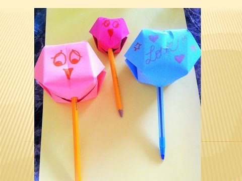 DIY: CUTE PENCIL TOPPERS (MAKE YOUR OWN)