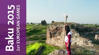 Shamkir, Journey of the Flame | Baku 2015