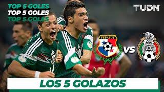 De taco, palomita y chilena: golazos del México vs. Panamá  | TUDN
