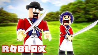 CALLUM AND CHELSEA JOIN THE OLD BRITISH ARMY! Roblox Callum and Chelsea Northern front!