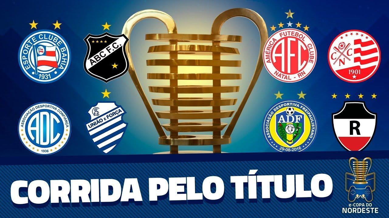 DESCUBRA OS TIMES CLASSIFICADOS PARA AS QUARTAS DA LAMPIONS NO PES 2020   e-Copa do Nordeste