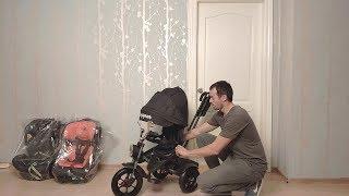 Chopper Trike, подробный обзор трехколесного велосипеда!