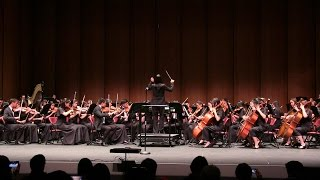 Franz von Suppé - Poet and Peasant - Overture - Arcadia High School Symphony Orchestra