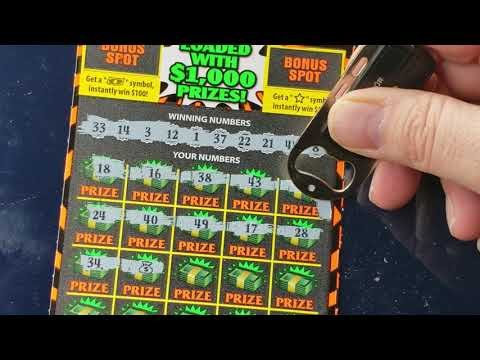 Big Win On $75,000,000 Blowout! Georgia Lottery Scratch Off Tickets Episode 114