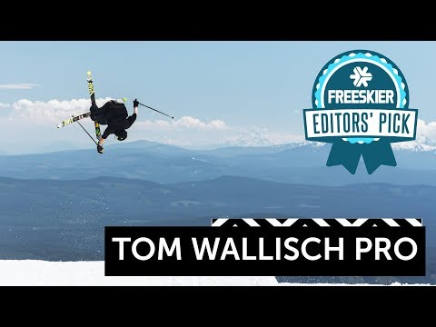 The 2018 Tom Wallisch Pro -- The Award-Winning Freestyle Ski from Tom and LINE