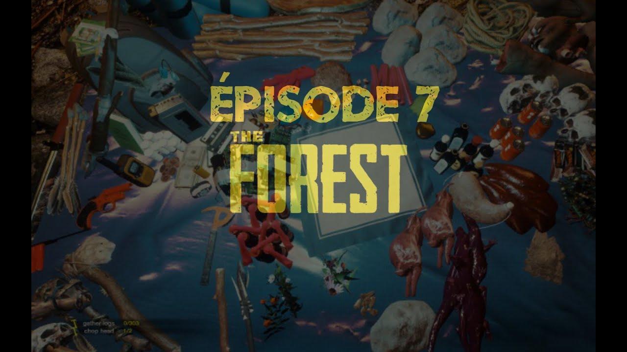 Préférence 0.30 The forest ep7 S1 J'ai trouver le pistolet!!! - YouTube YC33