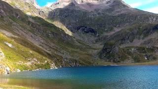 Lago e rifugio Barbellino