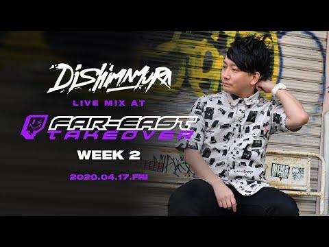 DJ Shimamura Live Mix At #FETOW2 2020.04.17.FRI