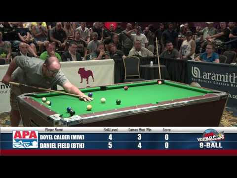 8-Ball World Championship Finals - 2016 APA World Pool Championships