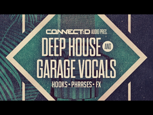Download lagu deep house garage vocals deep house vocal for Classic house vocal samples