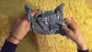 Обзор комбинезон Carters легкий джинс