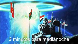 iron maiden- 2 minutes to midnight subtitulos en español