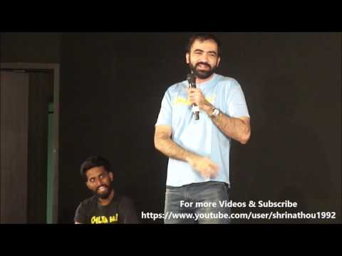 Punit Pania on Same Shit Different Year at IIT Bombay 2016