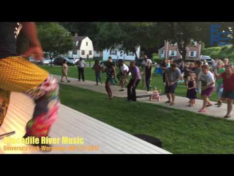 Crocodile River Music- University Park, Worcester, MA 7/17/17