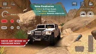 OffRoad Drive Desert apk कार गेम डाउनलोड