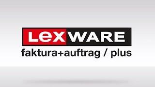 Der erste Auftrag in Lexware faktura+auftrag/plus - Teil 1: Rechnung erfassen