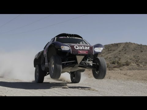 Meet Dakar Rally 2011 Champion Nasser Al Attiyah