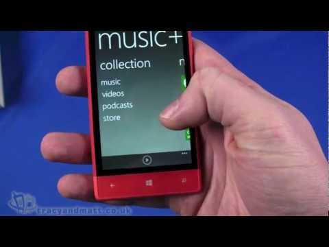 HTC Windows Phone 8S unboxing and first impressions