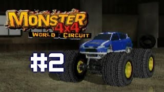 Monster 4X4 World Circuit Ep. 2 - EXPLOSIVES