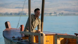 Peter: From Fisherman To Disciple Of Jesus   In Pursuit of Peter: The Apostle   Episode 1