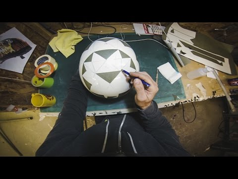 GoPro: Death Spray Helmet Paint
