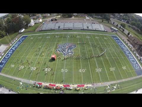 Louisville High School Band Practices for 2017 Music In Motion