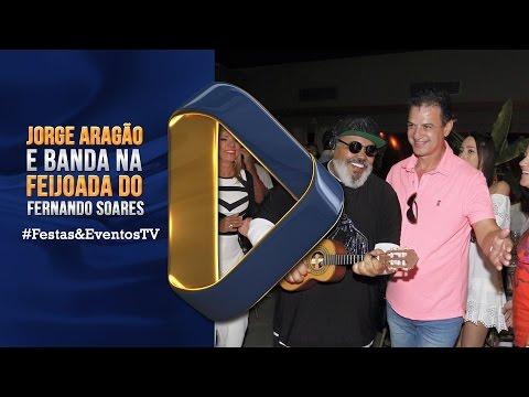 Jorge Aragão e Banda na Feijoada do Fernando Soares