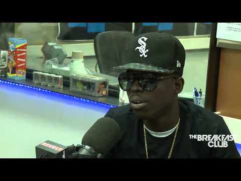 The Breakfast Club Interviews Bobby Shmurda