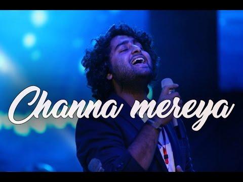 Channa mereya (Kabira mix) Live | Arijit Singh