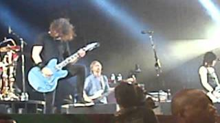 Foo Fighters & Joan Jett (Lollapalooza 2012 - BR) - Bad Reputation / I Love Rock N Roll