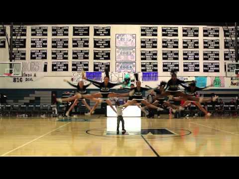 Malibu High School Cheerleading 2015 Senior Night
