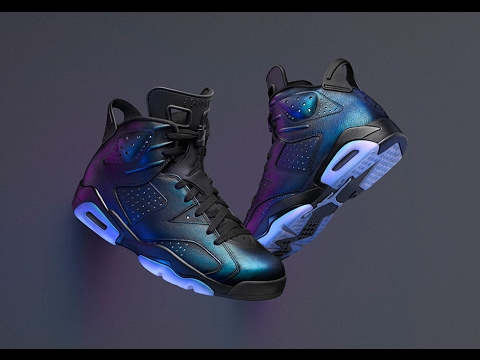 best website 60ba7 28336 Air Jordan 6 Chameleon (All Star) • KicksOnFire.com