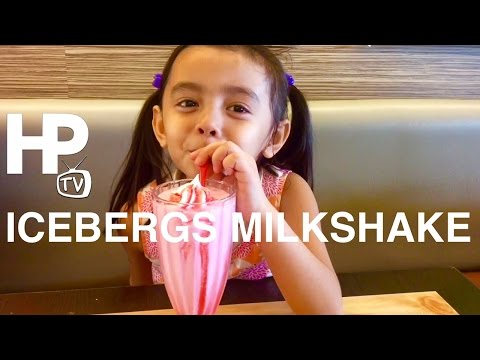 Icebergs Milkshakes and Beer SM Mall of Asia By the Bay Pasay City by HourPhilippines.com