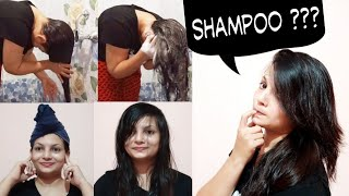 How To Wash Hair Properly/Correctly To Avoid Hair Fall (In Hindi+Eng.Subtitle)|AlwaysPrettyUseful