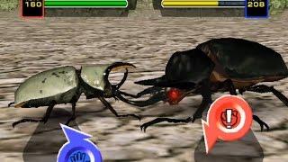 北米白将軍参上! VS アクティオンゾウカブト - 2006 の 歴史繰り返す https://www.youtube.com/watch?v=yrFna_ggt_s No.017 Grant White Beetle - Power 100 [北米の ...