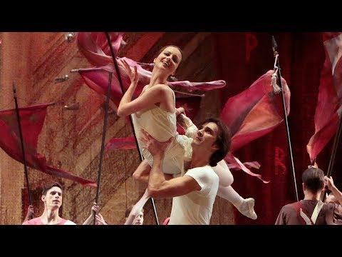 The Golden Age | Nina Kaptsova & Mikhail Lobukhin | Bolshoi Ballet 2016 (DVD & Blu-ray trailer) streaming vf