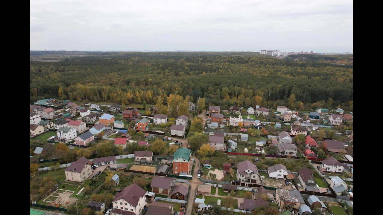 СНТ Ручеек Котельники   Купить участок для строительства жилого дома   Участок 8 соток