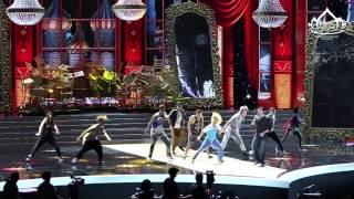 Miss Universe 2013: генеральная репетиция шоу Мисс Вселенная 2013