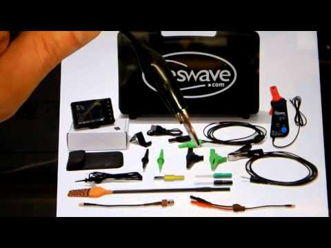AESWave UScope Vs DSO201 DSO202 DSO203 Scope Kit