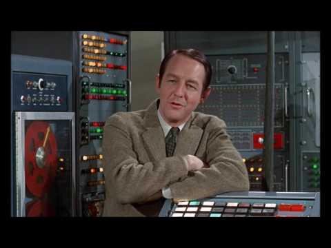 William Schallert~   .  The Computer Wore Tennis Shoes 1969