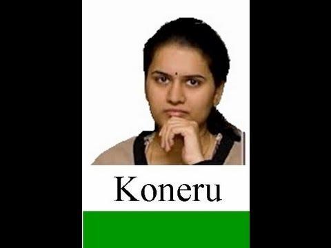 King's Indian Defense: Koneru Humpy vs G Balaji 7 - Dubai 2005