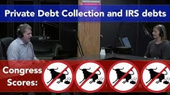 The impending failure of IRS private tax debt collection