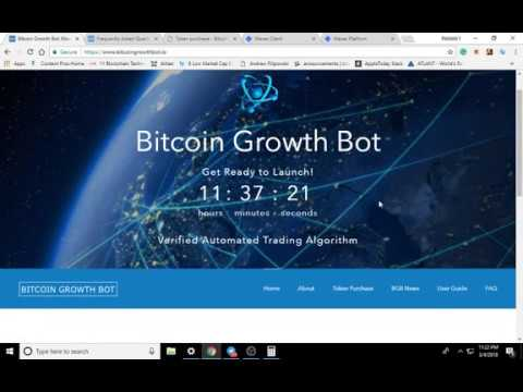 Multiply Your Bitcoin With Bitcoingrowthbot Bitcoin Growth Fund