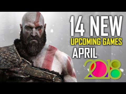 Upcoming Games on April 2018 | PC, Mac, PS4, Xbox one, Nintendo Switch, VITA