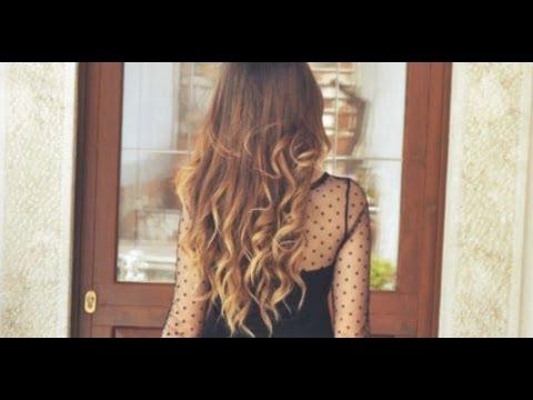 Tutorial sfumature colore capelli