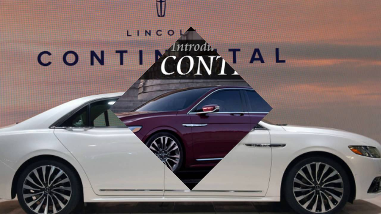 2018 lincoln continental price. Interesting 2018 20172018 Lincoln Continental Luxury  Review Price Specs Release Date To 2018 Lincoln Continental Price C