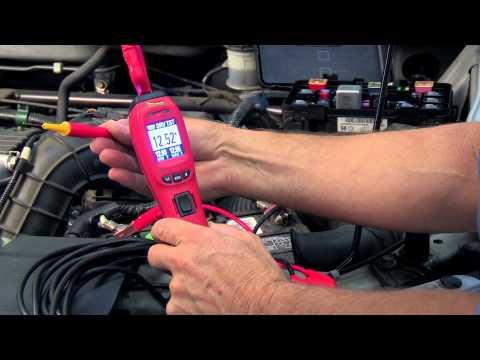 Power Probe AA6 Back Probe Adapter