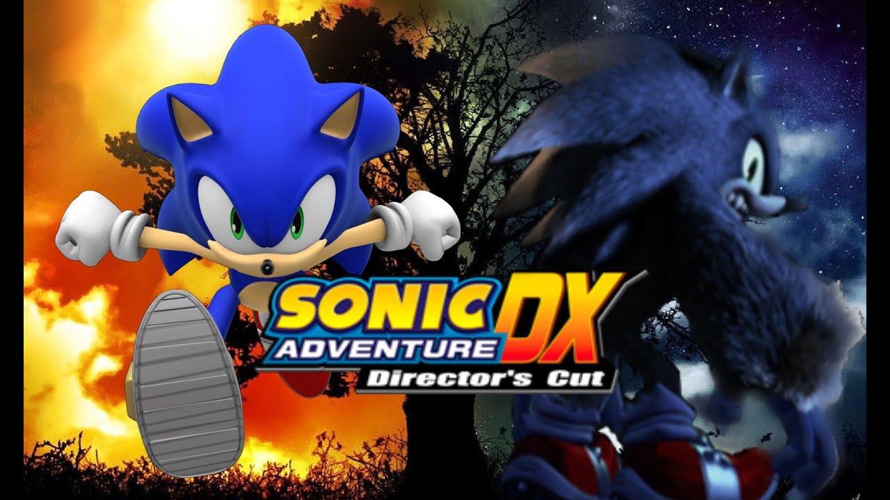 Скачать моды для sonic dx
