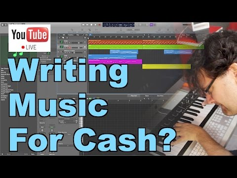 Making Money Writing Music? Let's Find Out!
