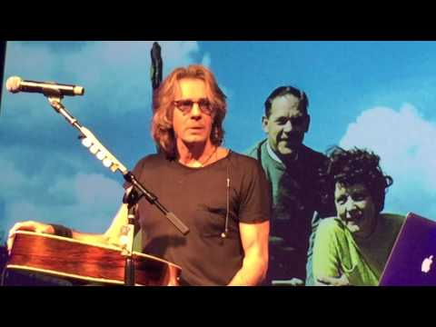 "Rick Springfield Stripped Down Concert - ""APRIL 24, 1981 / My Father's Chair"" 12/06/15)"
